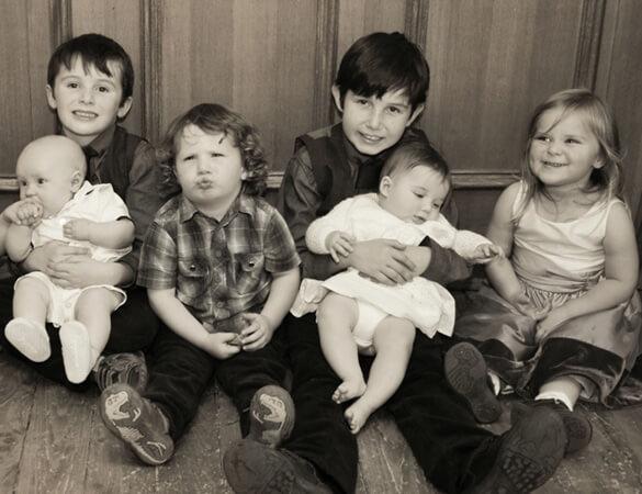 Partners-in-Paediatrics-group-children
